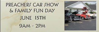 Preachers Car Show & Family Fun Day